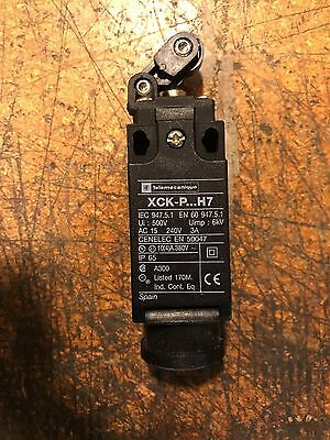 Telemecanique Limit Switch XCK P121H7