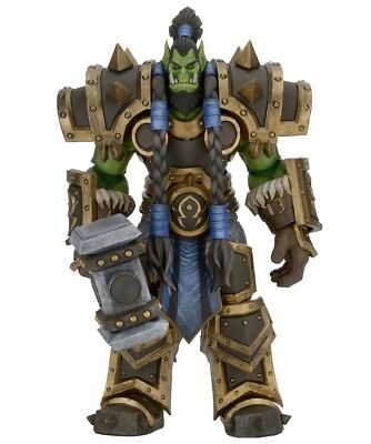 NECA Blizzards Heroes of the Storm - Thrall (WoW) Action-Figur