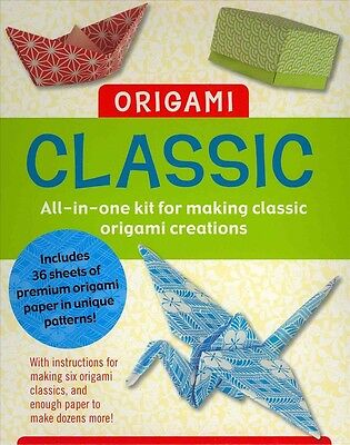 New Origami Classic By Zschock Martha Day
