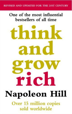 Hill,n-Think And Grow Rich  Book Nuovo