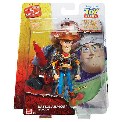 NEW Toy Story Battlesaurs Battle Armour Woody Age: 3+