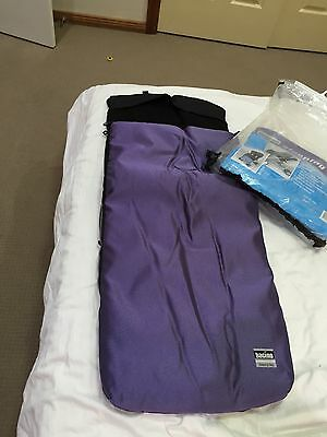 Bacino Sleeping Bag For Pram. Pick Up Glenmore Park