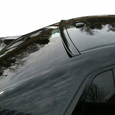 Painted Ford Falcon Fg Xr6 2008-2013 Rear Window Spoiler -Black