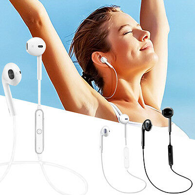 Universal Bluetooth 4.1 Wireless In-Ear Headset Stereo Sport Headphone Earphone