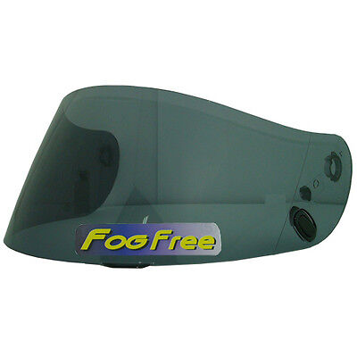 HJC HJ-09 Anti-Fog Shield/Visor Dark Smoke,AC-12,CL-15,CL-16,CL-17,CL-SP,CS-R1