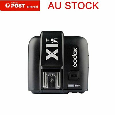 AU Godox X1T-F TTL HSS 1/8000 s 2.4G Wireless Flash Trigger Transmitter for Fuji