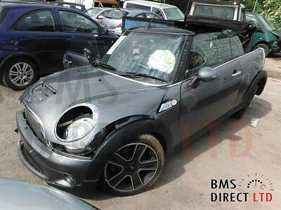 BMW MINI Cooper S Cabriolet Change Over Relay Breaking Salvage R57 2009