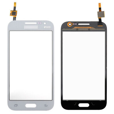 White Touch Screen Digitizer Lens Glass Samsung Galaxy Core Prime SM-G360F G3608