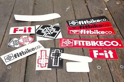 Fit Bike Co Assorted Sticker Pack