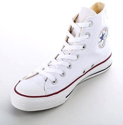 Converse CT All Star High Low Top Trainer Shoes Boots White Black Red Monochrome