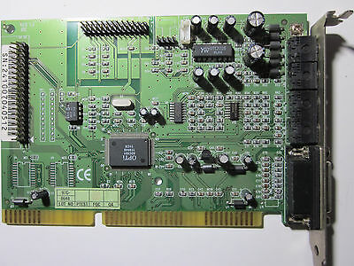 Retro OPTi 82C931 ISA Sound Card with Wavetable and IDE Interface