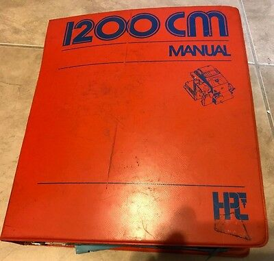 HUGE LOT Book of Vintage HPC 1200 CM Key Code 130+ Cards Cars Trucks etc
