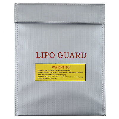 New RC LiPo Battery Safety Bag Safe Guard Charge Sack (Large) YB