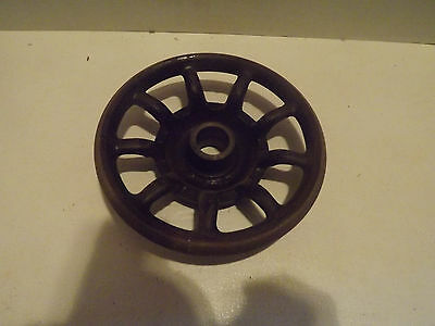Antique Sewing Machine Spoked Balance Wheel Hand (P)