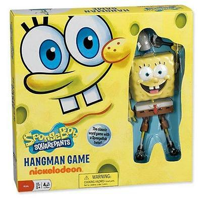 New Spongebob Squarepants Hangman Game
