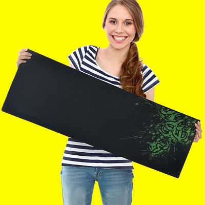 90x30cm Large Gaming Pad Game Mouse Mat For Razer Goliathus Game Gift -UK