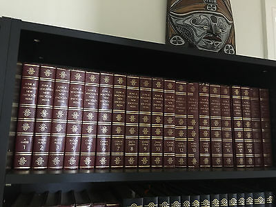 27 books The New Funk and Wagnalls Encyclopedia Complete set