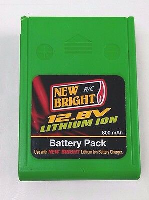 12.8V 800mAh New Bright Rechargeable Battery Pack RC Lithium Ion