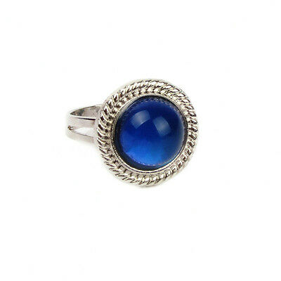 Fine Jewelry Sun Mood Ring Temperature Change Color Mood Rings for Women Men ...