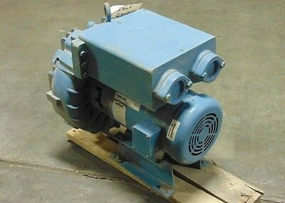 USED Ametek DR858BB72W Regenerative Blower 038740 10 HP