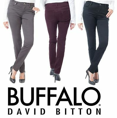 NEW Ladies' Buffalo David Bitton Hope Skinny Mid Rise  - VARIETY