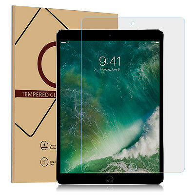 "Premium Tempered Glass Screen Protector for New iPad 5th 6th Gen 9.7"" 2017/ 2018"