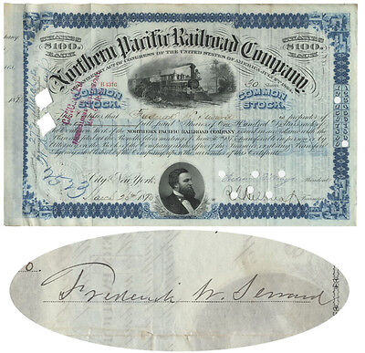 Lincoln Assassination Lot 301