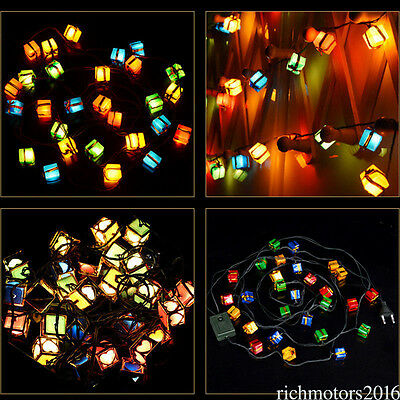 LED Night Scene Decoration Light Halloween Outdoor Indoor 28 Lamps Splendid
