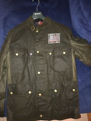 Barbour Steve Mcqueen Jacket