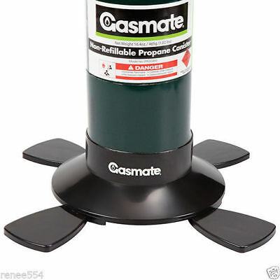 Gasmate Stabilising Base - Portable Propane Gas Bottles Camping Parts Accessorie