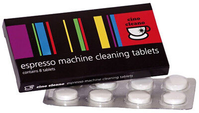 Breville Espresso Machine Cleaning Tablets (8) BEC250