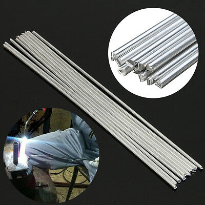10PCS 3.2x230mm Low Temperature Aluminium Welding Soldering Brazing Repair Rods