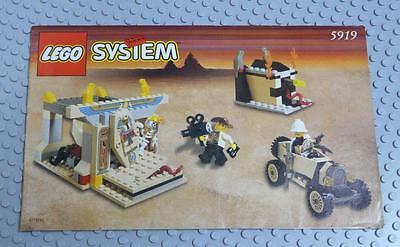 LEGO INSTRUCTIONS MANUAL BOOK ONLY 5915 The Valley of the Kings x1PC