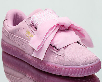 Puma Wmns Suede Heart Reset Women Lifestyle Sneakers Pink