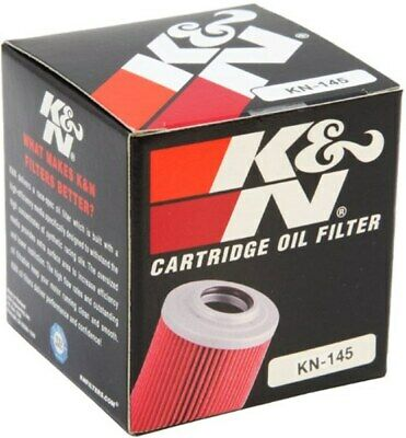 K&N OIL FILTER  KN-145 YAMAHA BT1100 BULLDOG 1063 - All 02-06, SR250 79–91 & 9