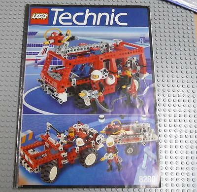 LEGO INSTRUCTIONS MANUAL BOOK ONLY 8280 Fire Engine x1PC