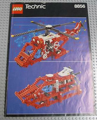 LEGO INSTRUCTIONS MANUAL BOOK ONLY 8856 Whirlwind Rescue x1PC