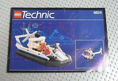 LEGO INSTRUCTIONS MANUAL BOOK ONLY 8824 Hovercraft x1PC