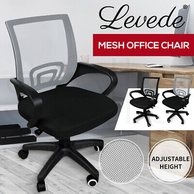 New Design Ergonomic Mesh Computer Office Desk Mid-back Task Chair