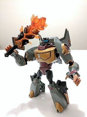 Grimlock Transformers Animated Voyager Class Dinobots