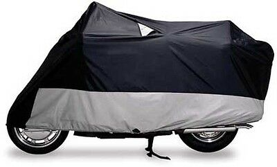 Dowco Guardian Ultralite Motorcycle Cover Medium Gray