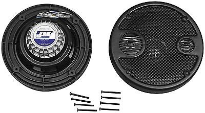 J&M Headsets Performance 5.25in. Rear Speaker Upgrade Kit