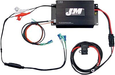J&M Headsets Performance Series Amp Kit 180W