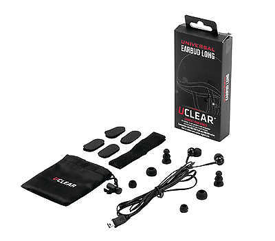 UClear Bluetooth Universal Earbud Long