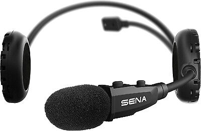 SENA 3S-B 3S Headshet and Intercom Boom Mic - Open Face - Single