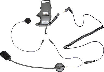 SENA SMH-A0304 Clamp Kit For Earbuds Attachable Boom/Wired Mic