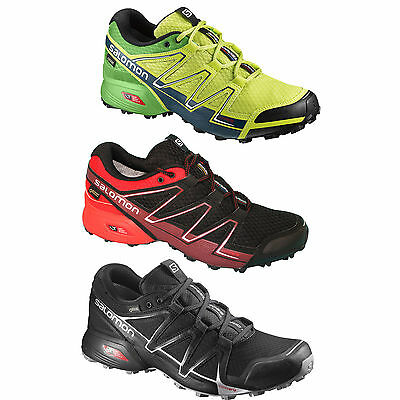 Salomon Speedcross Vario 2 GTX Gore-Tex men s running Shoes Cross shoes  Shoes 0094fc95b84