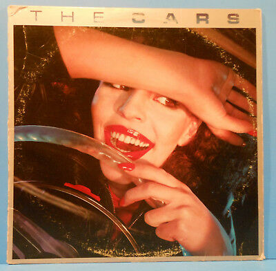 "The Cars Self Lp 1978 Original ""My Best Friend's Girl"" Great Cond! Vg+/Vg!!B"