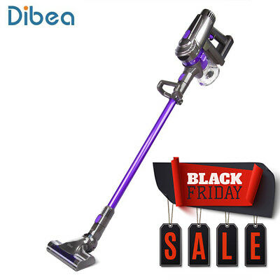 Dibea F6 Portable 2 in 1 Wireless Cordless Upright Handheld Stick Vacuum Cleaner