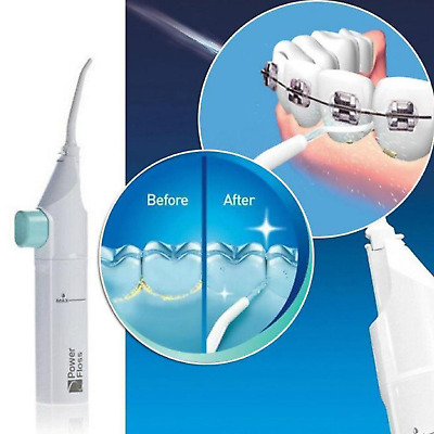 New Idropulsore Dentale Con Getto D'acqua Per Pulizia Denti Orale Power Floss
